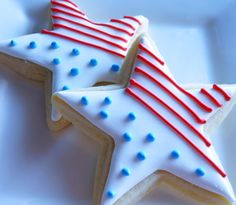 I could do this! https://cookiecutter.com/star-cookie-cutters.htm