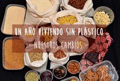Un año viviendo sin plástico | Nuestros cambios | Ecoblog Nonoa