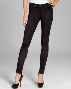 Paige Denim Jeans - Verdugo Ultra Skinny in Black Dahlia Women - Bloomingdale's Black Dahlia, Stretch Jeans, Paige Denim Jeans, Skinny Legs, Black Jeans, Boutique, Model, Cotton, Pants