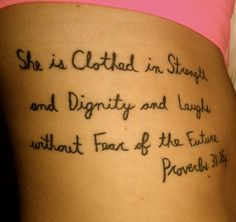My tattoo in my handwriting :) Words to live by
