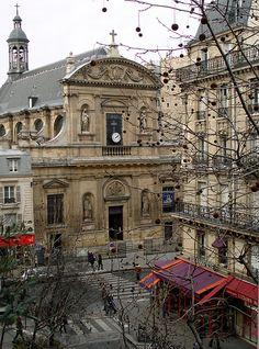 Sainte-Elisabeth, r du Temple, Paris 3e