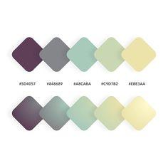 Flat Color Palette, Colour Pallette, Colour Schemes, Color Patterns, Web Design, Logos Tattoo, Hex Color Codes, Color Harmony, Colour Board