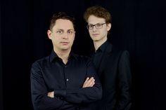 Robert Oberaigner und Michael Schöch spielen eine Hommage à Reger