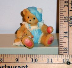 Enesco 1998 Cherished Teddies Bears Bear Miranda #476706