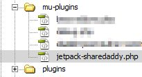 Hack: How to use Jetpack's ShareDaddy plugin without connecting to WordPress.com