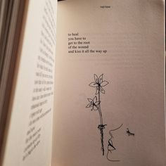 Rights attributed to Rupi Kaur https://rupikaur.com
