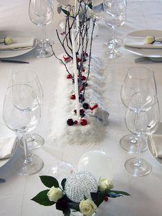 Centre de table unique pour Noël ! En exclusivité sur http://www.lovely-market.fr