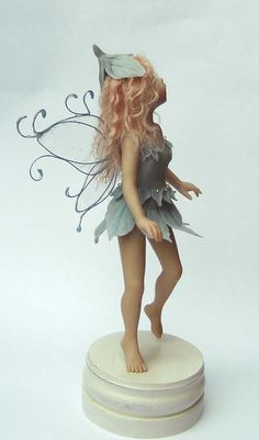 Polymer Art Doll Fairy
