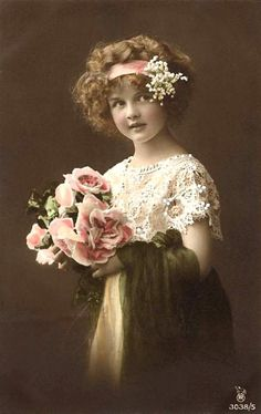 Beautiful Vintage Postcard