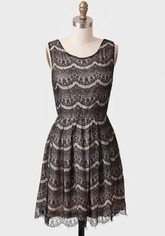In Dreams Lace Dress | Modern Vintage Dresses | Modern Vintage Clothing