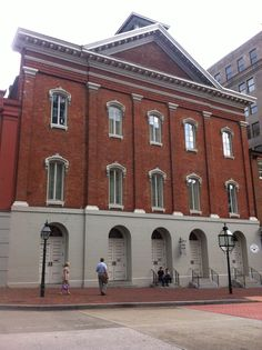 Ford's Theatre in Washington DC, D.C.