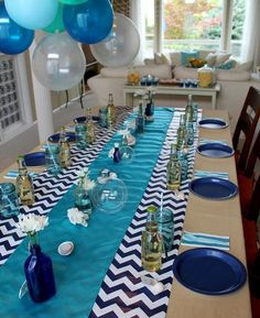 Hostess with the Mostess® - Ocean Themed 12th Birthday
