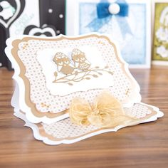 Tattered Lace Large Essentials Decorative Rectangle Die (348225)   Create and Craft