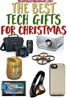 Pin this Kohl's Tech Gift Guide image to Pinterest!