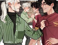 Harry Potter Tumblr, Draco Harry Potter, Harry Potter Anime, Harry Potter Feels, Harry Potter Ships, Harry Potter Characters, Harry Potter World, Albus Severus Potter, Drarry Fanart