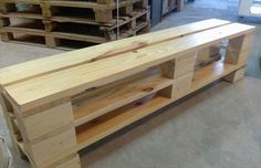 pallet tv stand - Google Search