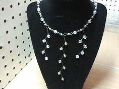 Beautiful 25  Lace necklace by JEWELRYBYTWYLA on Etsy, $19.99