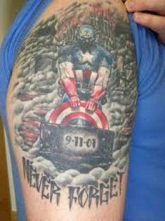 37c67dd3e7f3f Captain America Tattoo Designs And Meanings-Captain America Tattoo Ideas  And Pictures