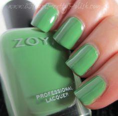 Zoya Josie Noffiya wants this color.