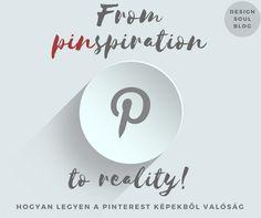 Hogy lehet a Pinterest-táblánkból megvalósult álom?  /Design Soul - A lakberendezés lélektana/ Place Cards, Place Card Holders, Concept, Interior Design, Blog, Nest Design, Home Interior Design, Interior Designing, Blogging