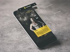 Created a new mobile UI mockup   FREE .psd file on my dribbble.  #dribbble #behance #graphicdesignui #mockup #ui #ux #uidesign #free #graphicdesign #design #mobile #responsive #gfxmob #supplyanddesign #graphicgang #instaui #uidesignpatterns #webapp #muse9creative #dribbblers #designspiration #branding #graphics