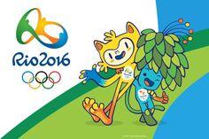 foto do mascote das olimpíadas 2016 - Pesquisa Google