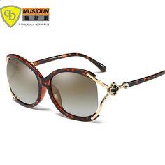 93863771261 2018 Hot Selling New Fashion Brand Women Polarized Sunglasses Vintage  Sunglass Female Oculos de sol feminino