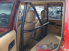 Jeep XJ Hybrid Cage (really wanna look into welding my own roll bars)