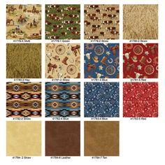 Windham Fabrics Cattle Drive 12 Fat Quarters | Precuts