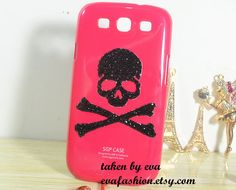 samsung note 3 cases, iphone 5 case,  iphone 4,4s case samsung galaxy s4 case, crystal s3 case, iphone 5c case, iphone 5s case bling on Etsy, $15.90