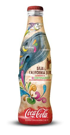 Coca-Cola Celebrates Mexico's Independence Bicentenary with Limited-Edition Bottles
