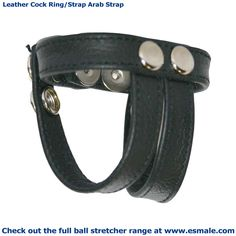 Arab strap ball stretcher available at esmale http://www.esmale.com/ball-stretchers/p0/175.htm