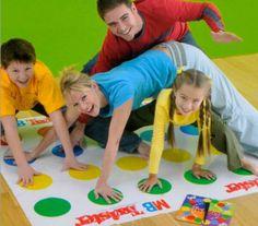Twister! #gezelschapsspelletjes