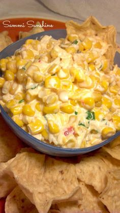 Corn Dip  Save Print Prep time 5 mins Total time 5 mins  Author: Sammi Serves: 8-10 servings Ingredients 1 can yellow and white corn, drained 2 11oz cans mexicorn, drained (What is mexi…