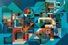 SWIZ - MORPHO - 44309 STREET//ART GALLERY http://www.widewalls.ch/artwork/swiz/morpho/