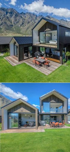 House Design  ~ Great pin! For Oahu architectural design visit ownerbuiltdesign.com
