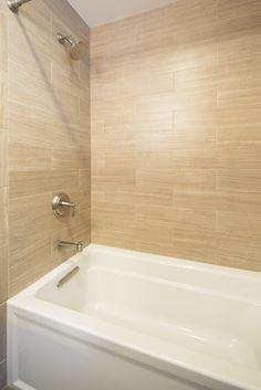 Bathroom remodel by Fair & Square Remodeling. #fairandsquare