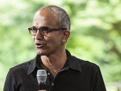 Satya Nadella to succeed Ballmer as Microsoft CEO (Image credit: Microsoft)
