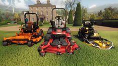 Lawn Mower Simulator - Trailer Video Game News, Best Games, Lawn Mower, Outdoor Power Equipment, Lawn Edger, Grass Cutter, Garden Tools