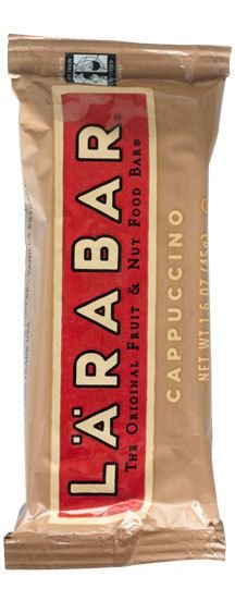 LÄRABAR | Products | LÄRABAR | Cappuccino Bar -Mmmmmm..... I have only tried the nut roll, but it was fantastic!!