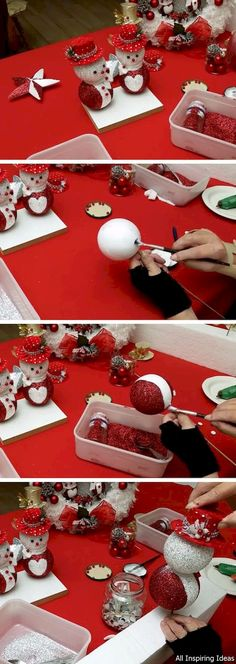 Gorgeous 65 Easy Christmas Craft Ideas to Try https://roomaniac.com/65-easy-christmas-craft-ideas-try/