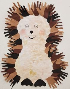 Pinecone Crafts Kids, Pine Cone Crafts, Crafts For Kids, Diy Crafts, Pine Cone Art, Pine Cones, Tigger, Hedgehog, Unique Gifts