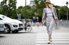 Paris Haute Couture Fashion Week: Street style part 2 | Buro 24/7
