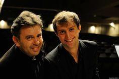 Marco Norzi e Roberto Issoglio