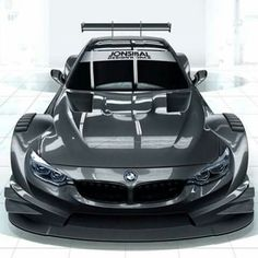 Visit The MACHINE Shop Café... ❤ Best of BMW @ MACHINE ❤ (Beautiful Grey BMW Rendering)