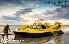 Airlify Hovercraft | 04.10.2013 Hovercrafts in different climatic conditions