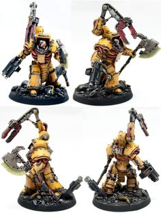 30k, Fist, Forge Father, Headquarters, Imperial