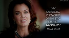 """When she gave great stankface. 