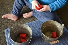 Play Ideas for Developing Fine Motor Skills  How We Montessori