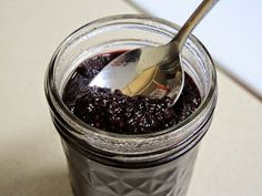 I Believe I Can Fry: Blueberry Chia Jam